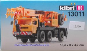 Kibri 13011 Bausatz Mobilkran Typ Liebherr LTM 1050/3, (12579)