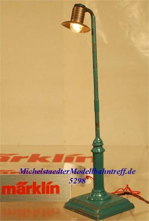 Märklin 13449/0 Straßenlampe Spur 0, (5298)
