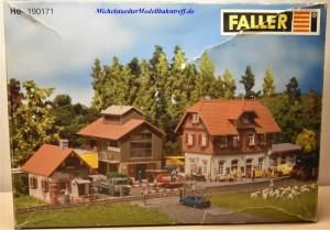 """Faller 190171 Bausatz """"Bahnhof-Set"""", (9762)"""