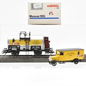 Märklin 4676/95702 Museumswagen 1995, (20836)