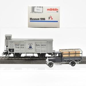 Märklin 48096/96701 Museumswagen 1996, (20841).