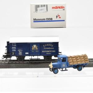 Märklin 48098/98701 Museumswagen 1998, (20843)