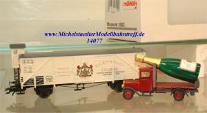 Märklin 48002/2002701 Museumswagen 2002, (14077)