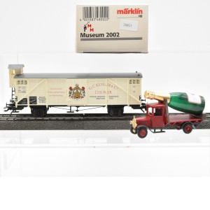 Märklin 48002/2002701 Museumswagen 2002, (20821)