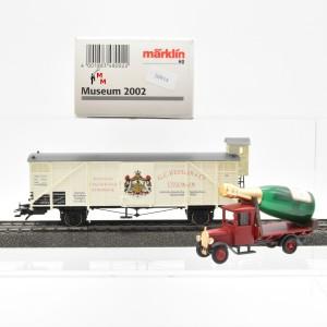 Märklin 48002/2002701 Museumswagen 2002, (20914)