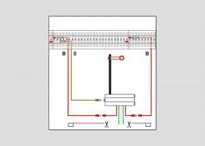 (Neu) Märklin 74043 Anschlußgarnitur für Signale