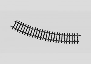 (Neu) Märklin 2221 geb. Gleis Normalkreis I 30°, Rad. 360 mm, 1/
