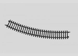 (Neu) Märklin 2231 geb. Gleis Normalkreis II Rad. 424,6 mm, 30°,