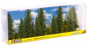 (Neu) Noch 25086 Tannenbäume der Classic-Serie, H0,TT,