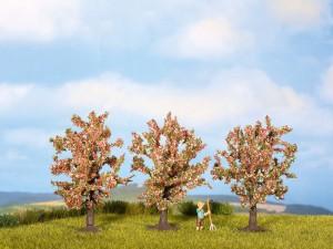 (Neu) Noch 25112 Obstbäume, rosa, blühend,