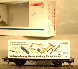 """Märklin 4482.054 """"Märklin Seminarwagen"""", (11452)"""