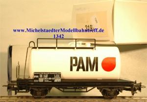 """Märklin 31970 Kesselwagen """"PAM"""", (1342)"""