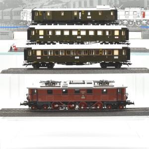 Märklin 2660 Schnellzug der ehem. Deutschen Reichsbahn Gesellschaft, (21501)