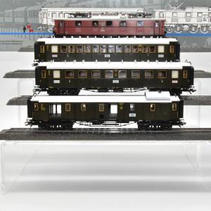 Märklin 2660 Schnellzug der ehem. Deutschen Reichsbahn Gesellschaft, (25733)