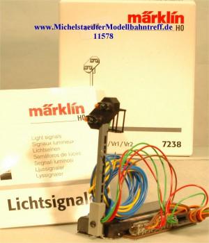 Märklin 7238 Lichtvorsignal, (11578)