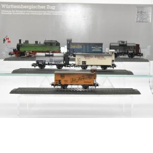 "Märklin 2857 ""Württembergischer Güterzug"", (25322 )"