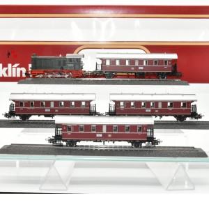 """Märklin 2858 Zugpackung """"Donnerbüchsen mit V36"""", (25323)"""