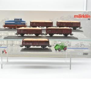 "Märklin 2861 Zugpackung ""Rübenzug"", (25320)"