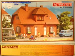 """(Neu) Vollmer 3659 Bausatz """"Siedlungshaus"""", (10342)"""