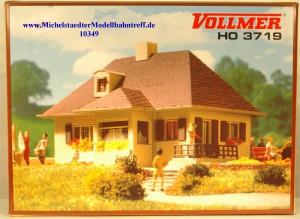 """(Neu) Vollmer 3719 Bausatz """"Einfamilienhaus"""", (10349)"""