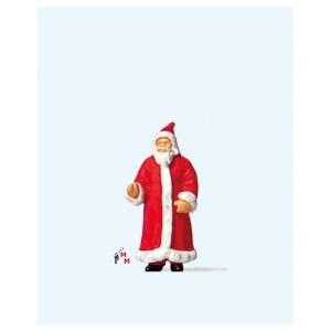 (Neu) Preiser-Weihnachten 29029 Weihnachtsmann,