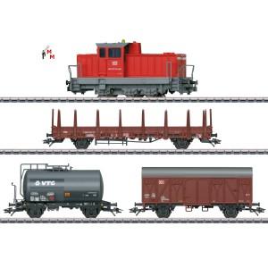 (Neu) Märklin 29469 Startset Digital-Startpackung mit DHG 700 & 3 Wagen, DB AG, Ep.VI,