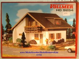 """Vollmer 9254 Bausatz """"Haus Anemone"""", (11731)"""