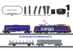 "(Neu) Märklin 29861 Startset Digital-Startpackung ""Schweizer Güterzug"","