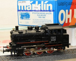 """Märklin 3000/85701 Dampflok BR 89, DB,  """"SMR-De Flint"""", (10299)"""