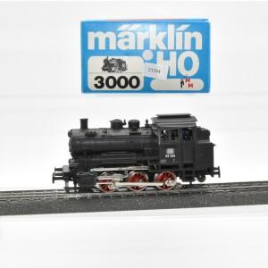 Märklin 3000.8 Dampflok BR 89 DB, (25394)