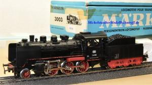 Märklin 3003.8 Dampflok BR 24 DB, (10330)