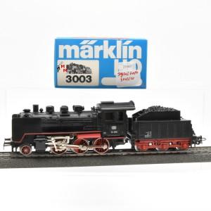 Märklin 3003.12 Dampflok BR 24 DB, digital Dec. 6080, (23167)