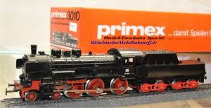 Primex 3010 Dampflok BR 38, DB, (11612)