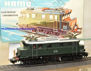 Märklin 3011.5 E-Lok BR 44 der DB, digital Dec. 6080, (20289)