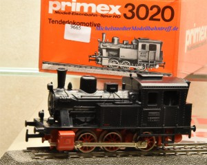 Primex 3020.4  Dampflok Achsfolge C, (9665)