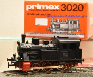 Primex 3020.4  Dampflok Achsfolge C, (9851)