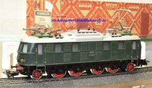 Märklin 3024.1 E-Lok BR E18 der DB, grün, digital Dec. 60901, (20313)