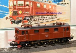 Märklin 3030.2 E-Lok BR Da der SJ, (10898)