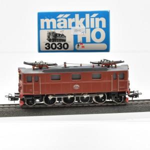 Märklin 3030.5 E-Lok BR Da der SJ, (22552)