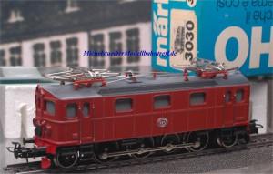 Märklin 3030.4 E-Lok BR Da der SJ, (3188)