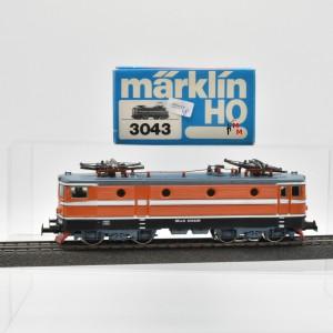 Märklin 3043.8 E-Lok BR Rc1 1018, SJ, (22537)