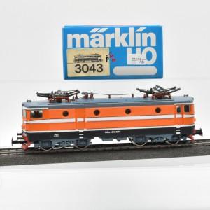 Märklin 3043.5 E-Lok BR Rc 1010, SJ, (22554)