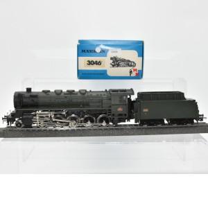 Märklin 3046.2 Dampflok Baureihe 150 X der SNCF, (25256))