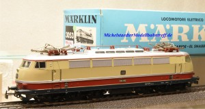 Märklin 3053.1 E-Lok BR E 03, DB, digital Dec. 60901, (20301)
