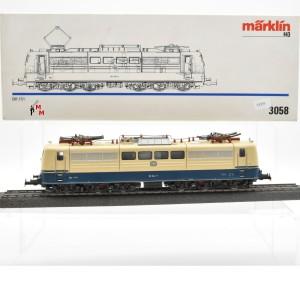 Märklin 3058.3 E-Lok BR 151, DB, (21555)
