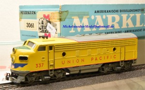 "Märklin 3061.2 Diesellok F 7 ""Union Pacific"", (10819)"