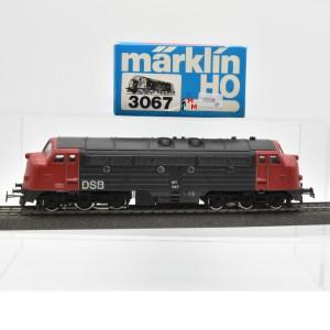 Märklin 3067.6 Diesellok Baureihe My 1100 der DSB, (22528)