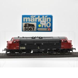 Märklin 3067.6 Diesellok Baureihe My 1100 der DSB, (25228)