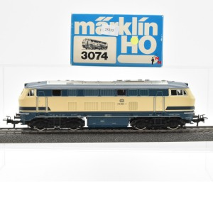 Märklin 3074.2 Diesellok BR 216 der DB, (25253)