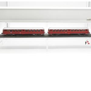 Märklin 3076.1 Triebwagenzug BR 515/815 der DB, digital mit Dec. 6080, inkl. TrainSafe (21384)